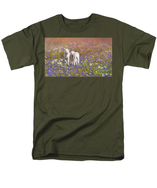 New Life Men's T-Shirt  (Regular Fit) by Eva Lechner