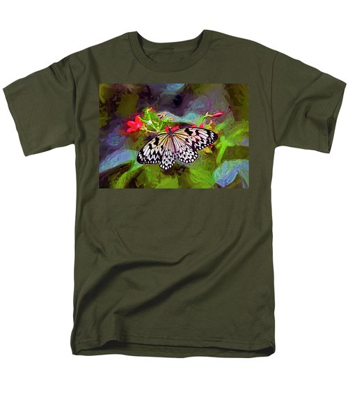 New World Coming To Life Men's T-Shirt  (Regular Fit)