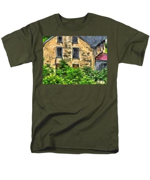 Niccolo Men's T-Shirt  (Regular Fit) by Trish Tritz