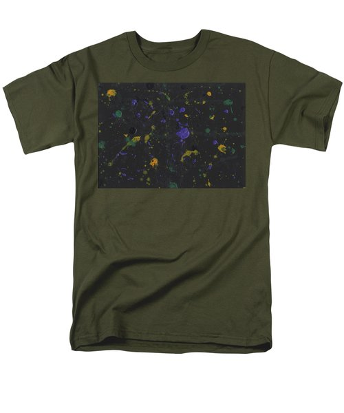 Nola Mardi Gras Men's T-Shirt  (Regular Fit)