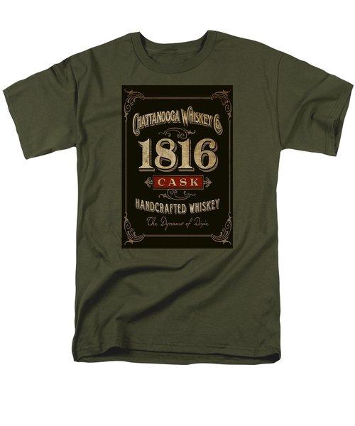 Nooga Whiskey Men's T-Shirt  (Regular Fit)