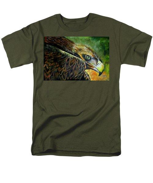 Not Happy Men's T-Shirt  (Regular Fit) by Ken Pridgeon