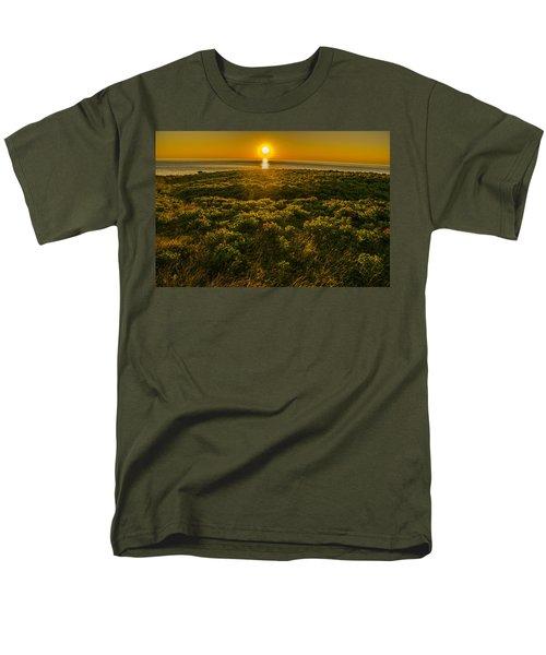 Nova Scotia Dreaming Men's T-Shirt  (Regular Fit) by Will Burlingham