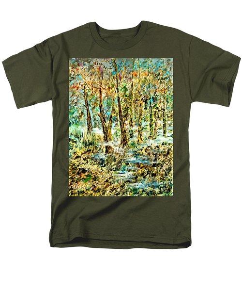 November Morn Men's T-Shirt  (Regular Fit)