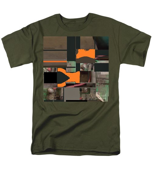 Nuts And Bolts Men's T-Shirt  (Regular Fit)