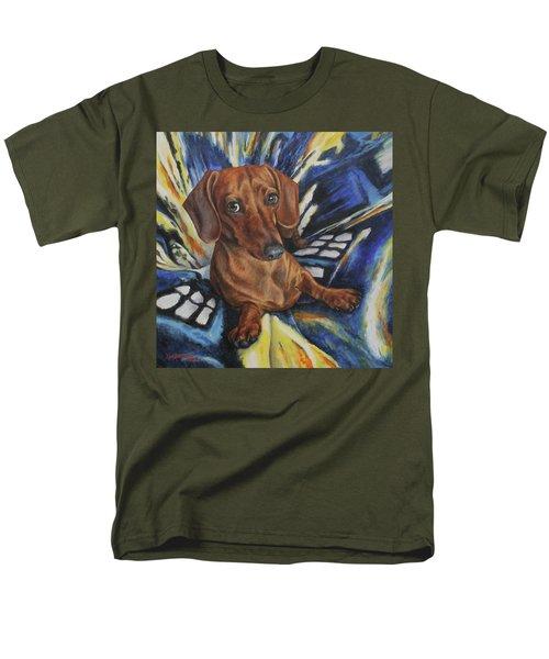 Obi Men's T-Shirt  (Regular Fit) by Kim Lockman
