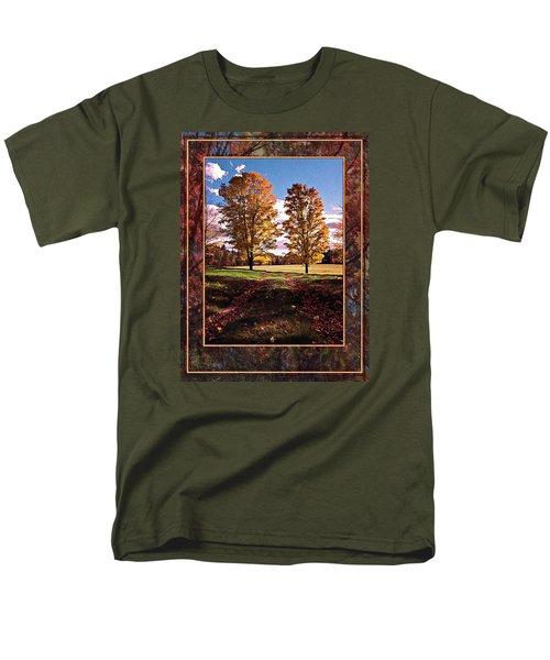 October Afternoon Beauty Men's T-Shirt  (Regular Fit) by Joy Nichols