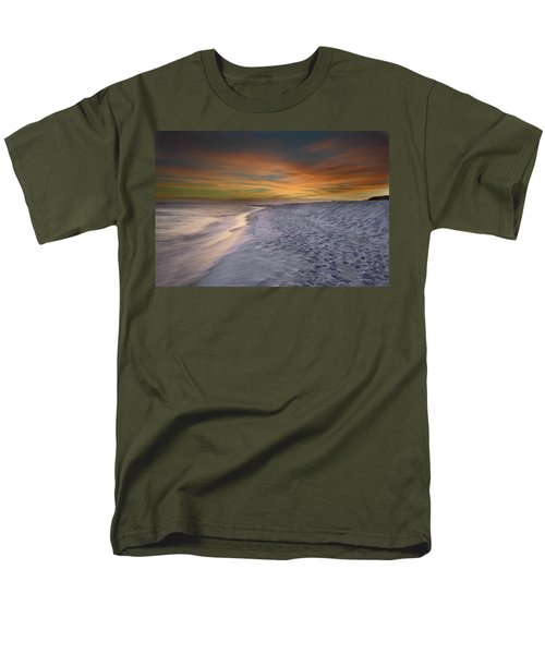 Men's T-Shirt  (Regular Fit) featuring the photograph October Night by Renee Hardison