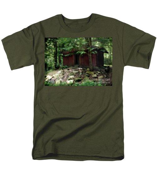 Off The Grid Men's T-Shirt  (Regular Fit)