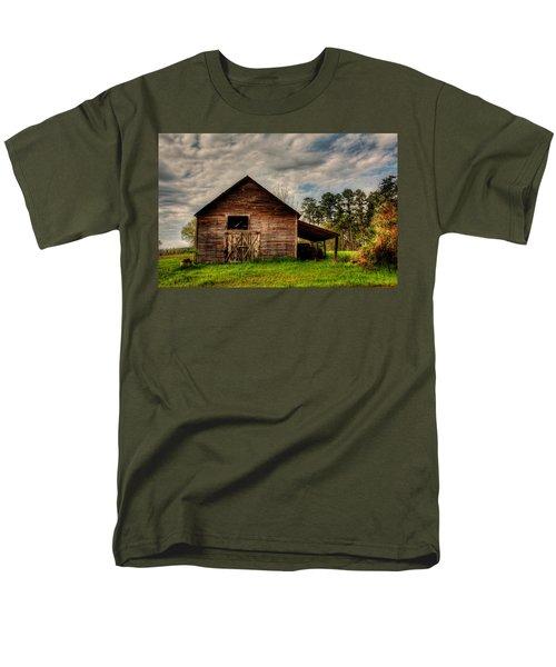 Old Barn Men's T-Shirt  (Regular Fit) by Ester Rogers
