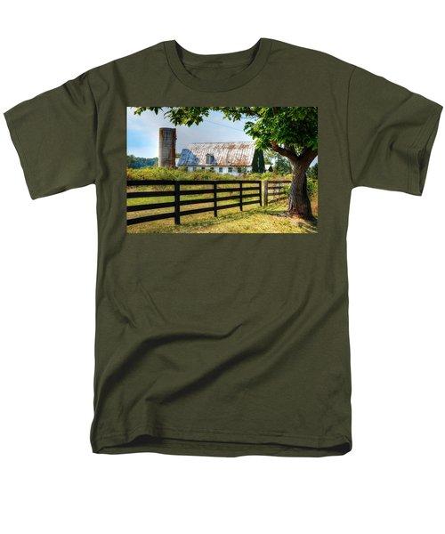Old Barn Men's T-Shirt  (Regular Fit) by Ronda Ryan
