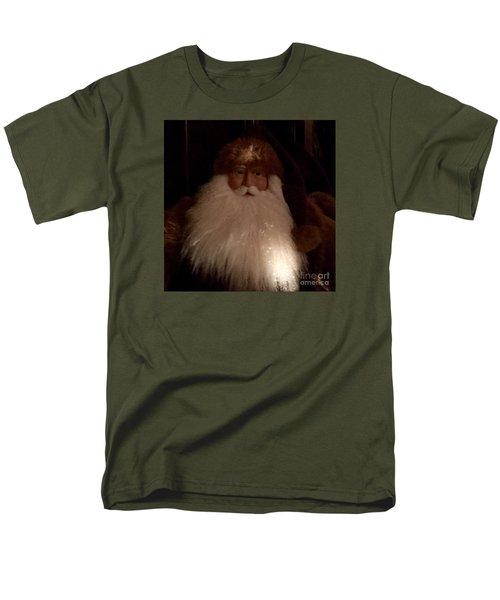 Old Saint Nick Men's T-Shirt  (Regular Fit)