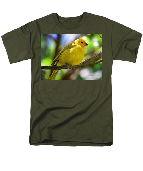 Ole Yellow Men's T-Shirt  (Regular Fit) by Judy Kay