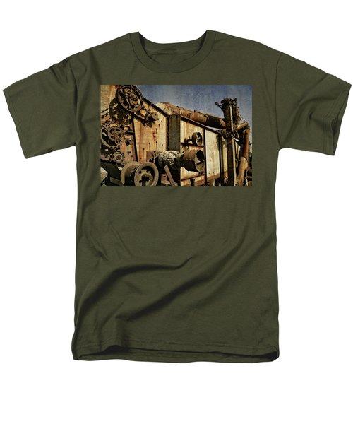 On The Farm 2.0 Men's T-Shirt  (Regular Fit) by Michelle Calkins