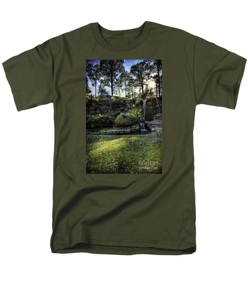 Men's T-Shirt  (Regular Fit) featuring the photograph On The Horizon    by Ken Frischkorn