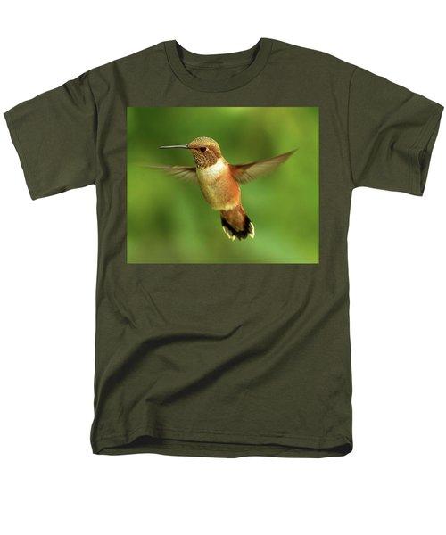 On The Lookout Men's T-Shirt  (Regular Fit) by Sheldon Bilsker
