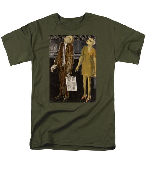 On The Street Men's T-Shirt  (Regular Fit)