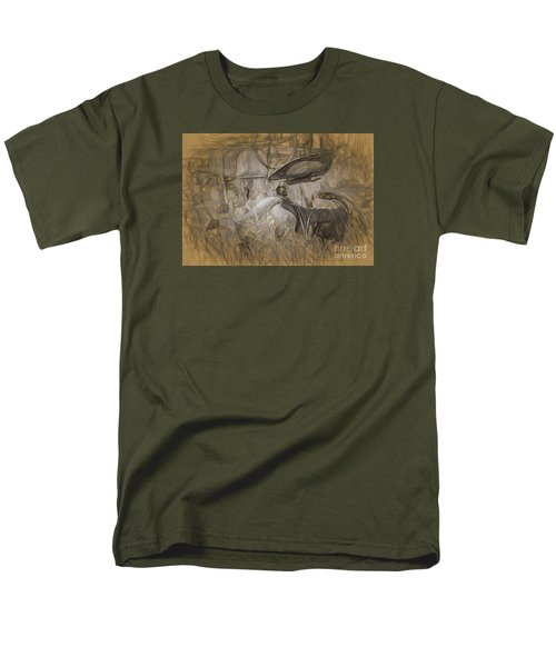 Men's T-Shirt  (Regular Fit) featuring the photograph Once Upon A Time by JRP Photography