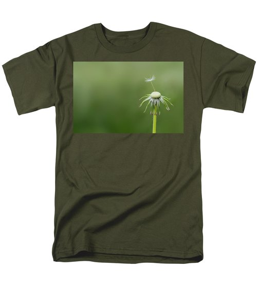 Men's T-Shirt  (Regular Fit) featuring the photograph One Dandy by Bess Hamiti