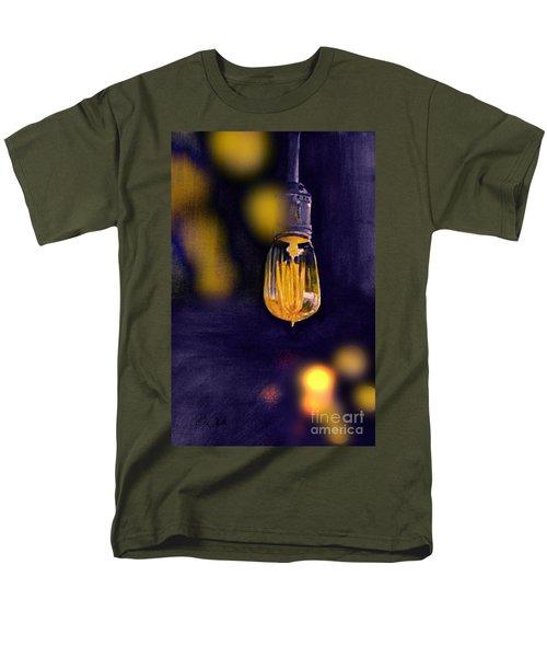 One Light Men's T-Shirt  (Regular Fit)