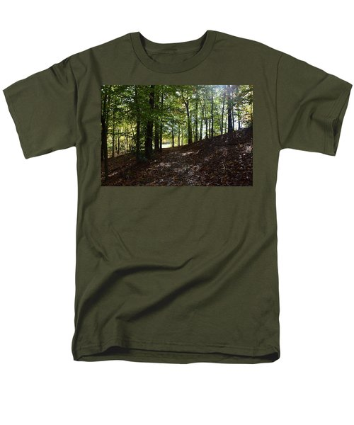 Onto The Unknown Men's T-Shirt  (Regular Fit)