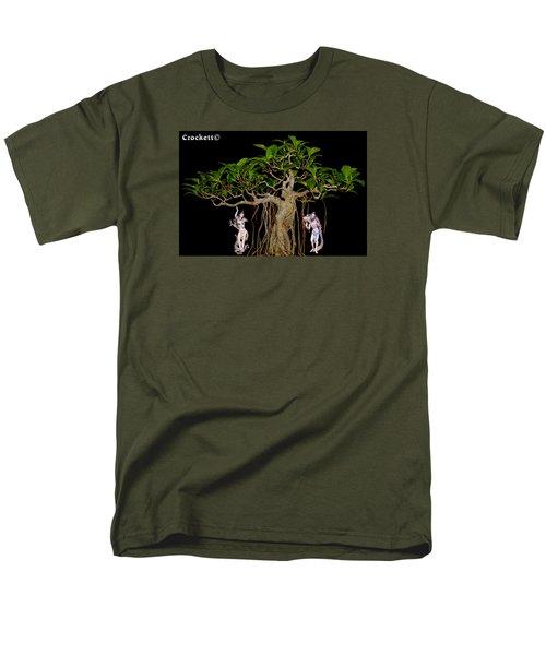 Oriental Bonsai Gods Men's T-Shirt  (Regular Fit)