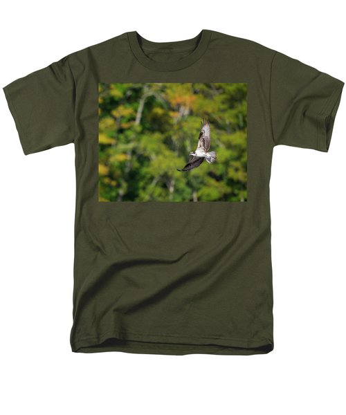 Osprey Men's T-Shirt  (Regular Fit) by Bill Wakeley