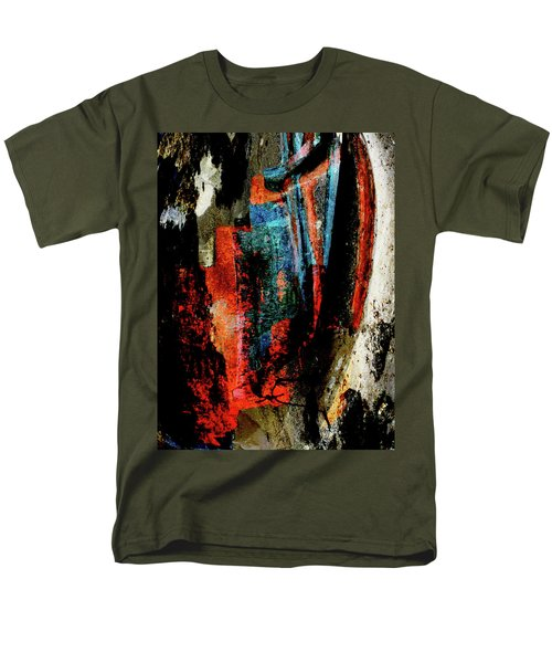 Out Of The Wreckage Men's T-Shirt  (Regular Fit) by Stephanie Grant