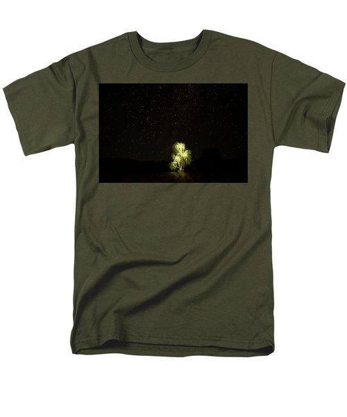 Men's T-Shirt  (Regular Fit) featuring the photograph Outback Light by Paul Svensen