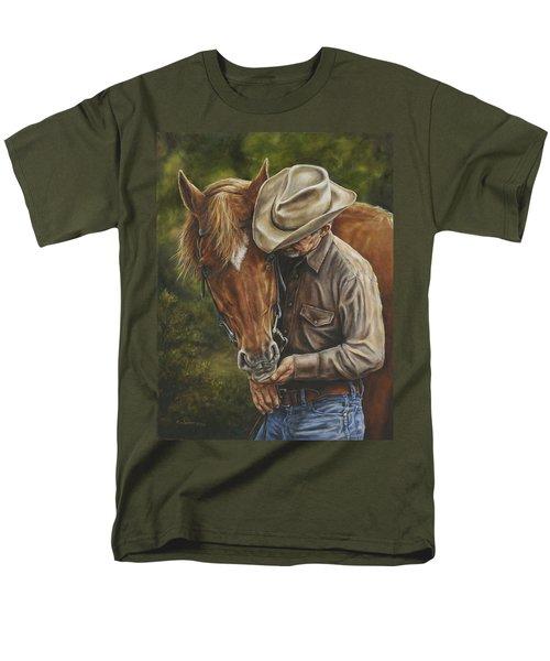 Pals Men's T-Shirt  (Regular Fit) by Kim Lockman