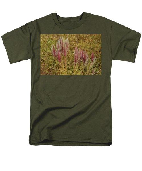 Pampas Grass Men's T-Shirt  (Regular Fit) by Athala Carole Bruckner