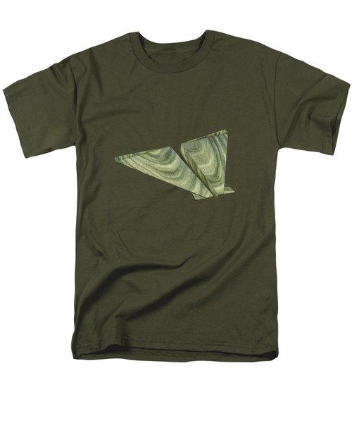 Paper Airplanes Of Wood 19 Men's T-Shirt  (Regular Fit)