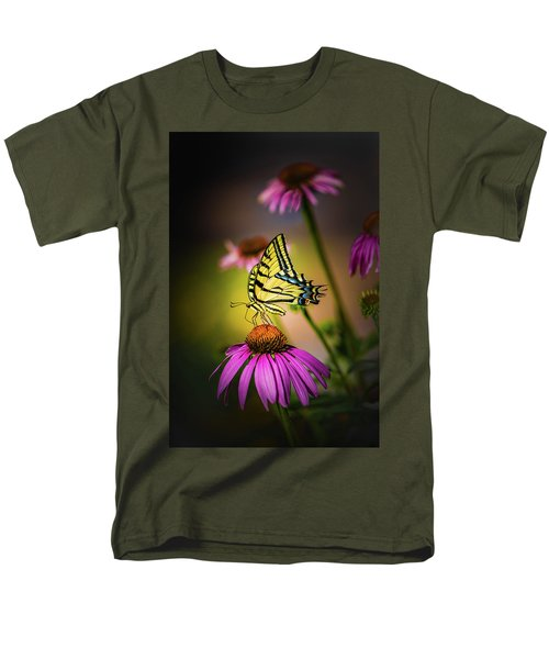 Papilio Men's T-Shirt  (Regular Fit)