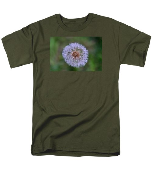 Parachute Club- Dandelion Gone To Seed Men's T-Shirt  (Regular Fit) by David Porteus