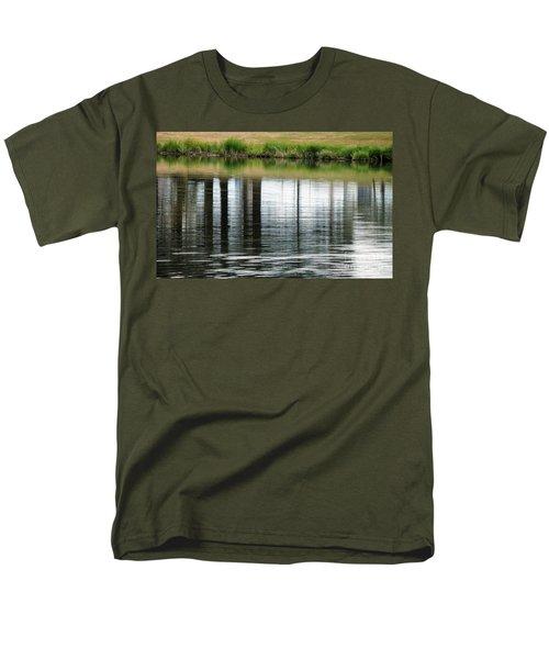 Park Reflections Men's T-Shirt  (Regular Fit)