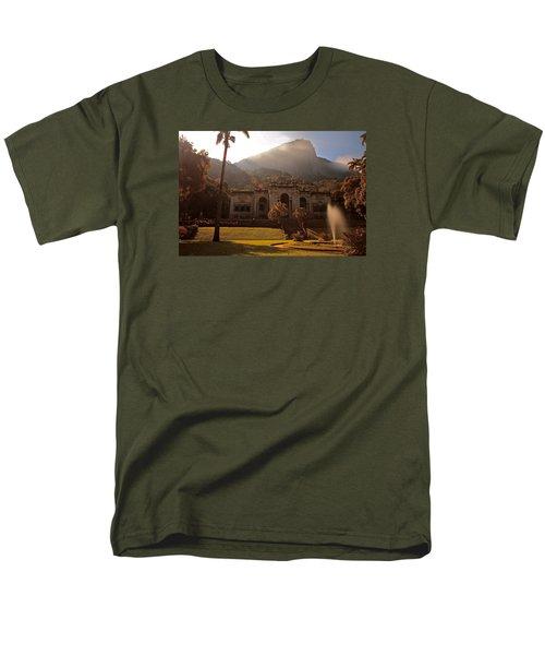 Parque De Lague Men's T-Shirt  (Regular Fit) by Mark Nowoslawski