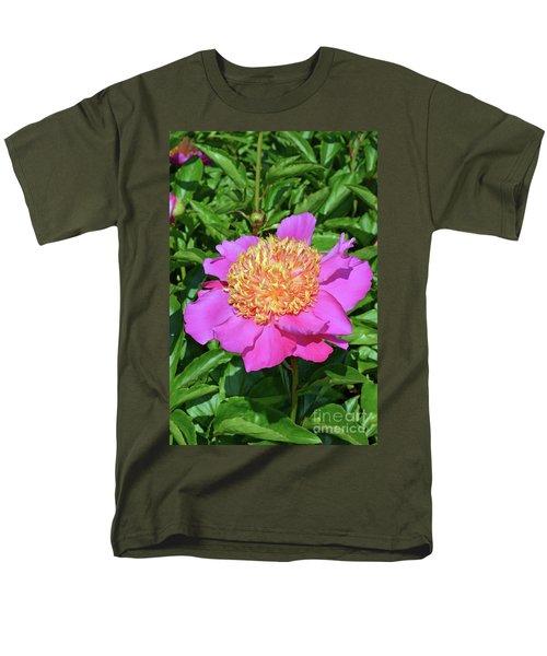 Peony 10 Men's T-Shirt  (Regular Fit) by Eva Kaufman