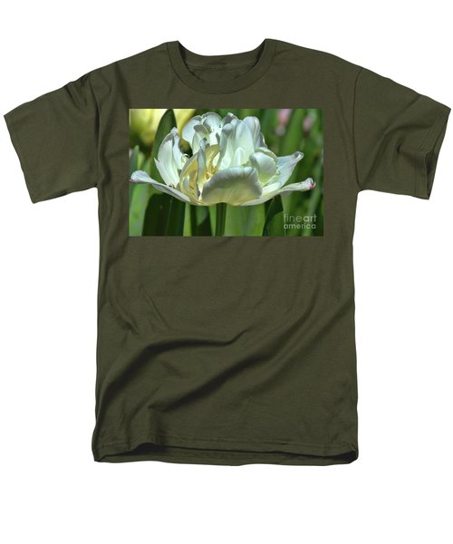Perfect Love Men's T-Shirt  (Regular Fit) by Diana Mary Sharpton