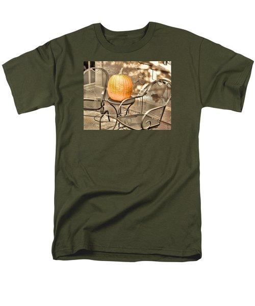 Pick A Pumpkin Men's T-Shirt  (Regular Fit) by JAMART Photography