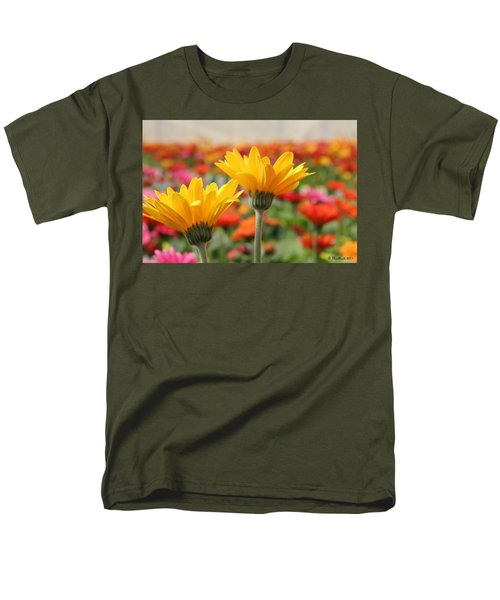 Pick Me... No Pick Me Men's T-Shirt  (Regular Fit) by Betty Northcutt