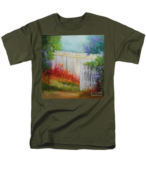 Picket Fences Men's T-Shirt  (Regular Fit)