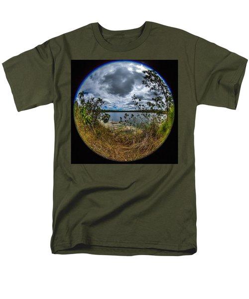 Pine Glades Lake 18 Men's T-Shirt  (Regular Fit)