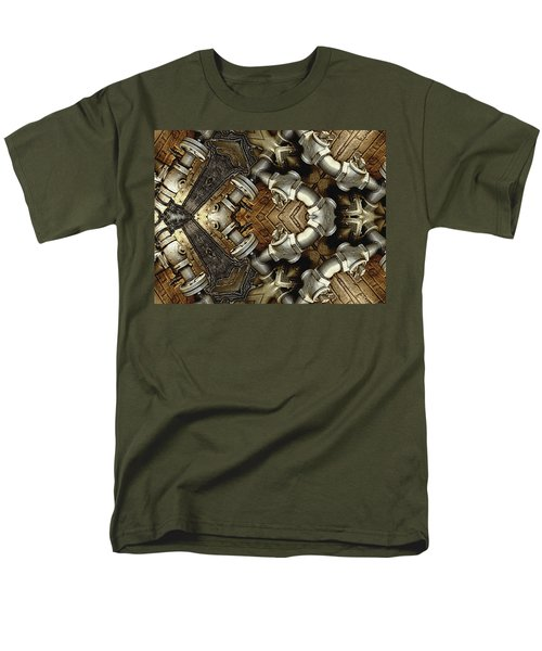 Pipe Dreams Men's T-Shirt  (Regular Fit) by Wendy J St Christopher