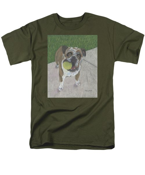 Play With Me Men's T-Shirt  (Regular Fit) by Arlene Crafton