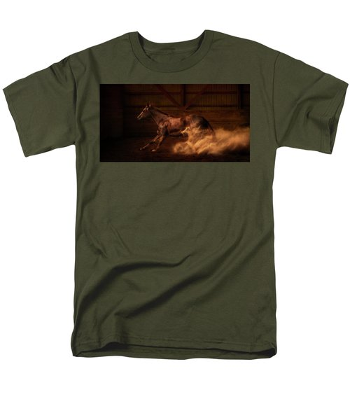 Playing Dirty Men's T-Shirt  (Regular Fit)
