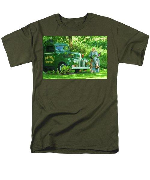 Po Boy Acres Men's T-Shirt  (Regular Fit) by Trey Foerster