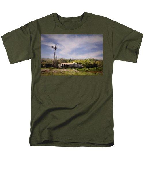 Prairie Farm Men's T-Shirt  (Regular Fit)
