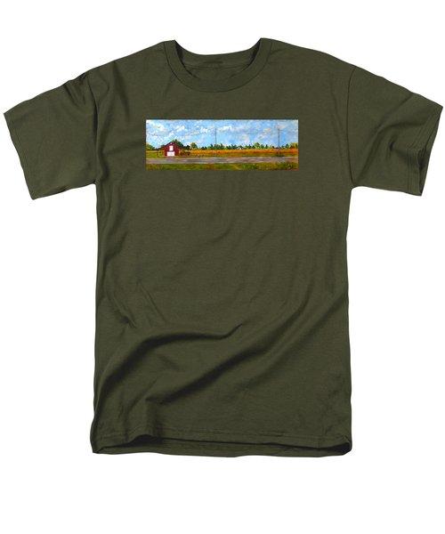 Prince Edward County Men's T-Shirt  (Regular Fit) by Diane Arlitt