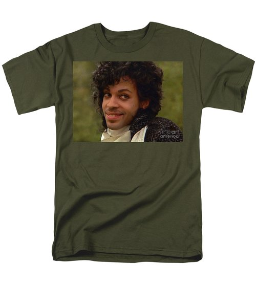 Prince Men's T-Shirt  (Regular Fit) by Sergey Lukashin