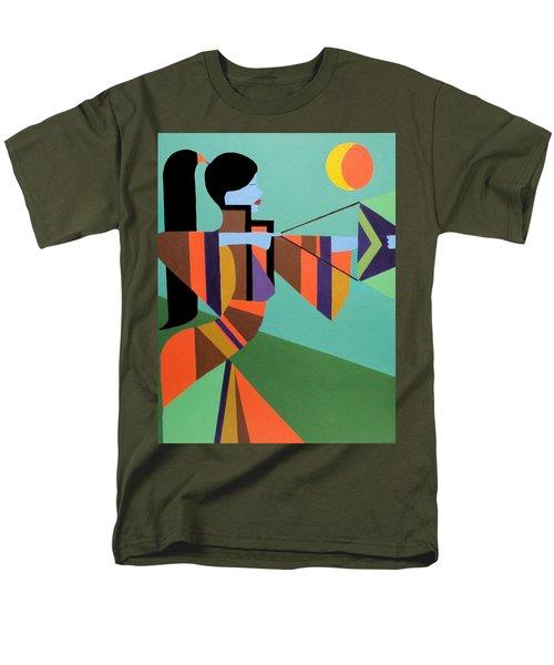 Princess Arrow Men's T-Shirt  (Regular Fit) by Angelo Thomas
